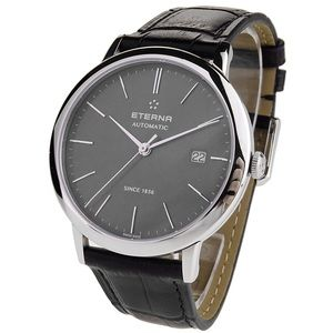 Eterna 40 mm Swiss automatic timepiece
